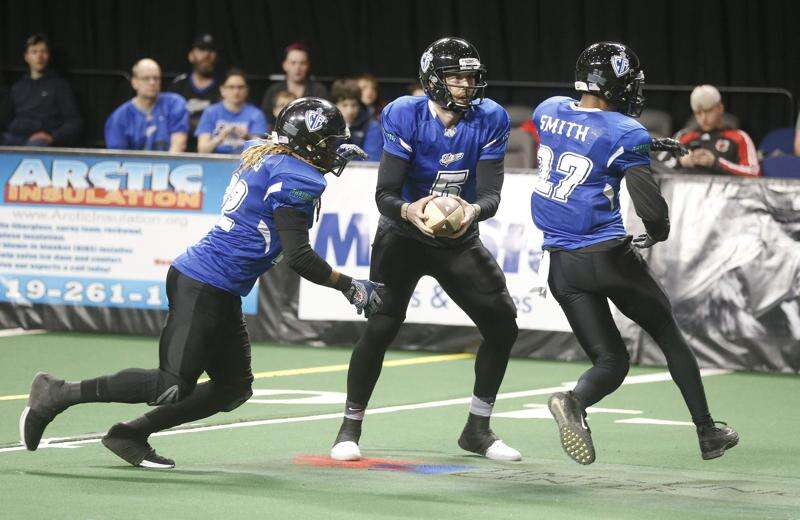 Cedar Rapids' indoor football franchise solicits fan submissions for new team name, logo, colors