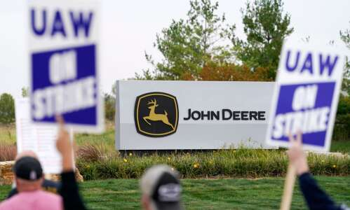 Two judges, two different rulings on picketing at Iowa Deere…