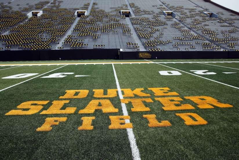 Photos: Iowa Hawkeyes football media day