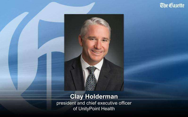 UnityPoint names new CEO and new head of clinic operations