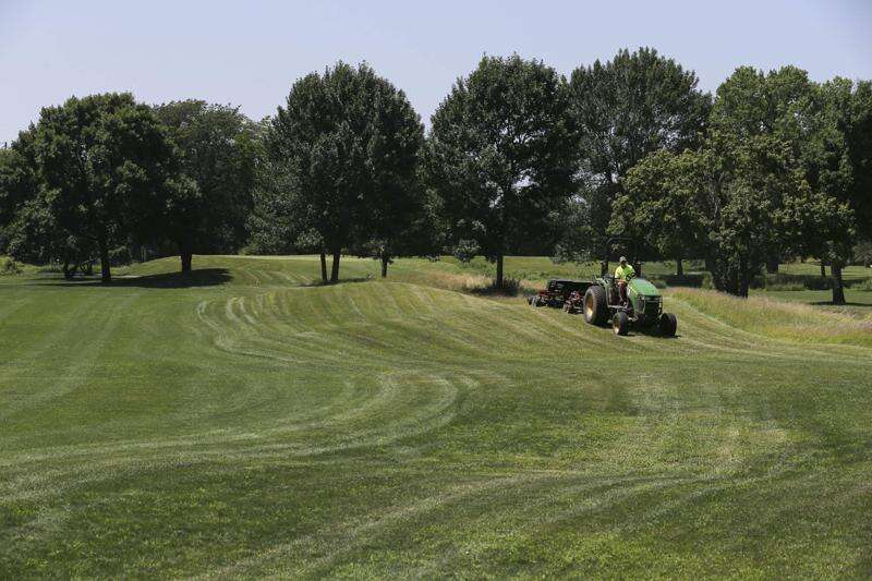 Jones Golf Course back to full strength — for now
