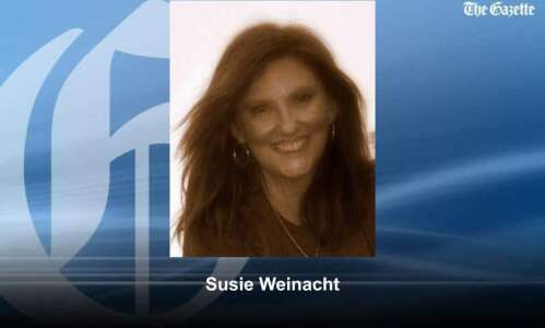 Youth trauma fueled Susie Weinacht's passion for community, public service