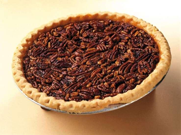 Thanksgiving pecan pies at risk