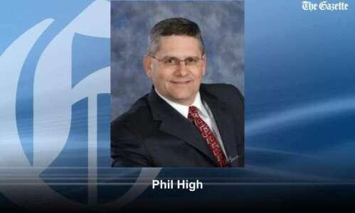 Marion businessman Phil High seeking seat in Iowa House