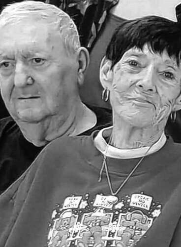 Dickie and Carol Hagans