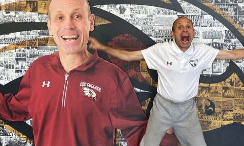 """After 40 years, Coe College's beloved """"Dougie"""" Peters has retired"""