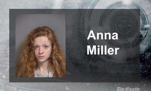 Tiffin woman accused of ramming car into ex-boyfriend's garage