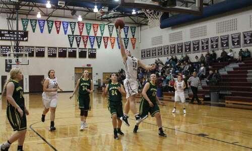 Mount Vernon girls' basketball on 3-game winning streak