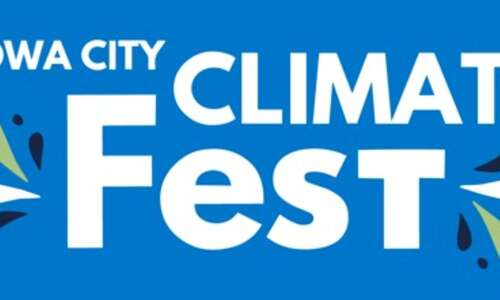 Iowa City holds second Climate Fest this week