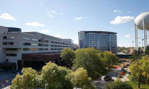 New University of Iowa Health Care central sterilizing process off…