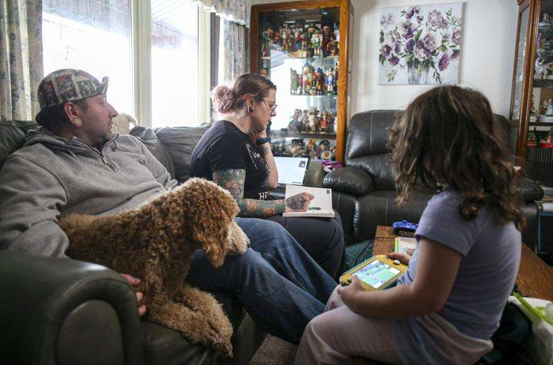 After months of chronic symptoms, COVID long-haul patients struggle to make ends meet