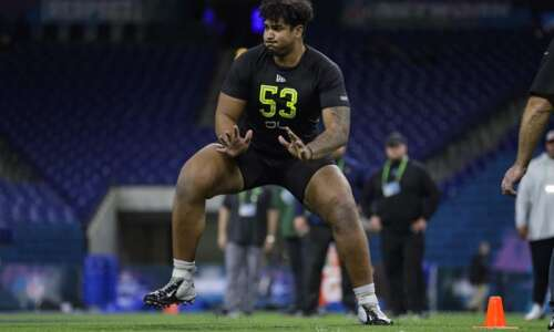 Podcast: Where Iowa football prospects stand after NFL combine