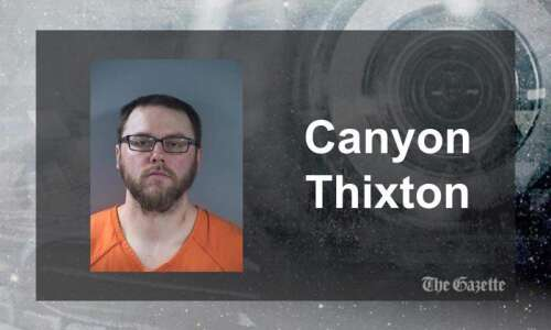 Wisconsin attempted murder suspect arrested Wednesday morning in Cedar Rapids