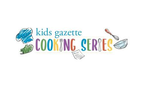 Kids Gazette Cooking Series: April