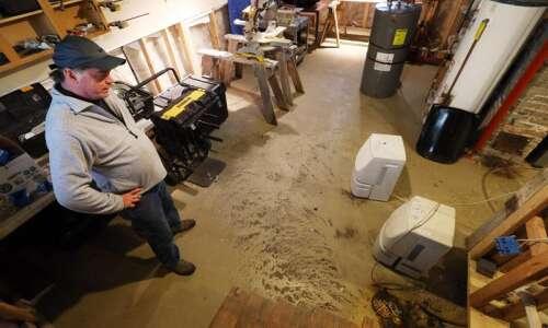Repeated flooding in southeast Cedar Rapids neighborhood has residents seeking…