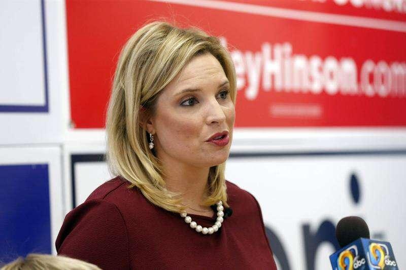 Ashley Hinson taps Cedar Rapids native to lead district constituent services