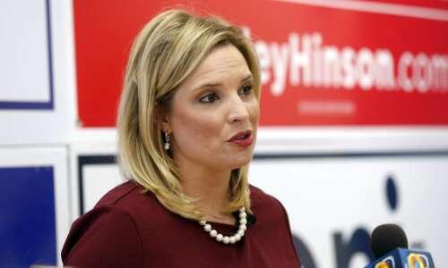 Ashley Hinson taps Cedar Rapids native to lead district constituent…