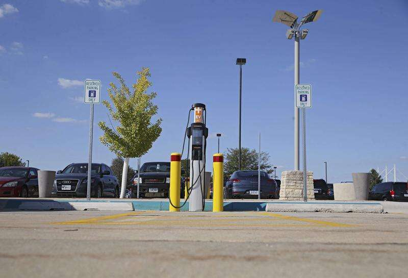 Iowa adapts to growing number of electric vehicles