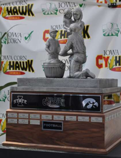"""We can do better than """"Cy-Hawk,"""" and must"""
