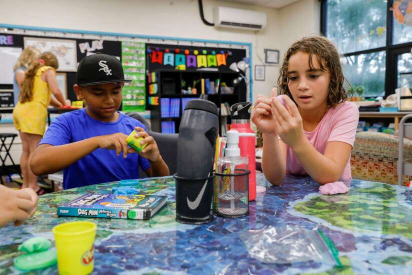 Teachers focus on relationship building, social-emotional learning in Mount Vernon schools