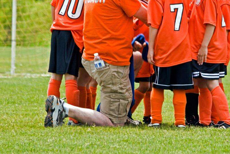 Confidence a key to youth sports participation