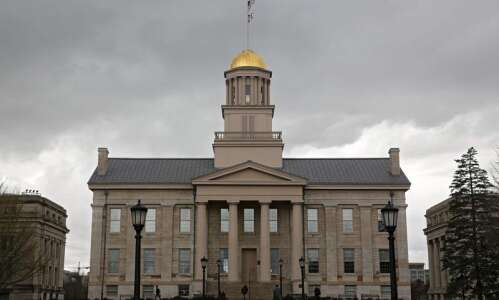 University of Iowa presidential search nearing end of 'quiet' phase