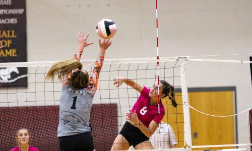 Iowa high school volleyball rankings: Gazette-area Super 10 (Sept. 29)