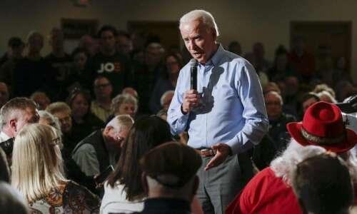 In Marion, Joe Biden says next president must be ready…