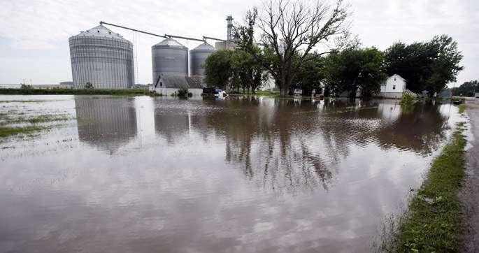 Wacky weather changing Iowans' climate change perceptions