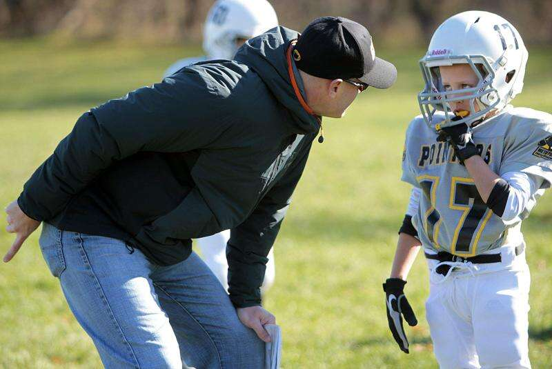 Volunteer coaches thrive when trained properly