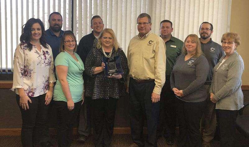 Community 1st Credit Union recognized as top lender
