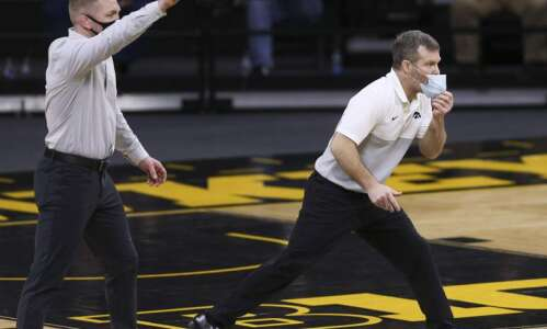 Iowa extends contracts for 9 head coaches