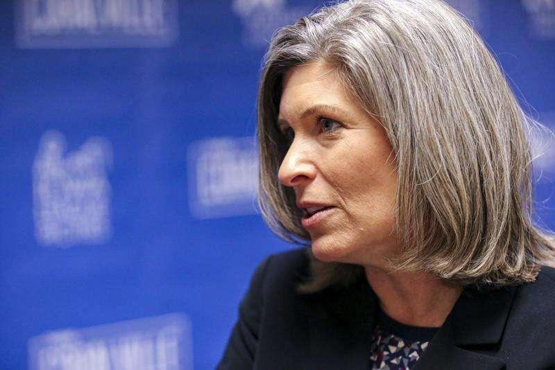 Sen. Joni Ernst's legislation would offer tax breaks to essential workers
