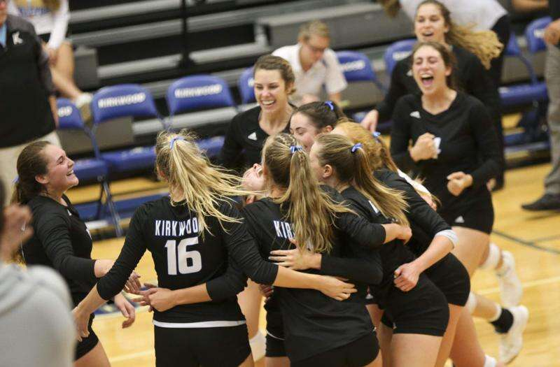 Kirkwood ready for national volleyball tournament