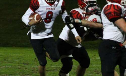 Cardinal football eliminated by West Branch