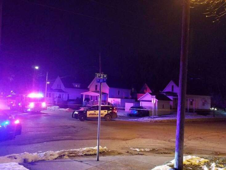 Overnight gunfire strikes gas meter, prompts evacuations in SW Cedar Rapids