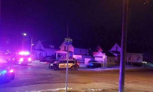 Overnight gunfire strikes gas meter, prompts evacuations in SW Cedar…