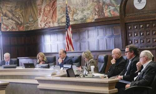 Politics in play: Six of nine Cedar Rapids council seats,…