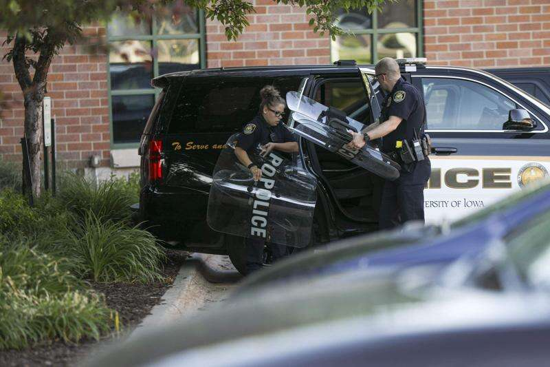 A peaceful protest and a Coralville curfew keeps calm in Johnson County