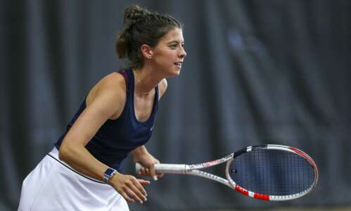 Girls' tennis regional results: Xavier's Miyako Coffey rolls to title