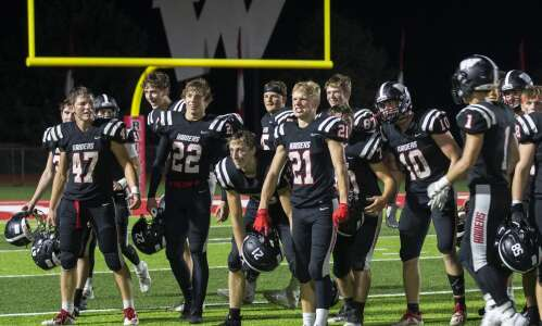Photos: Mid-Prairie vs. Williamsburg football
