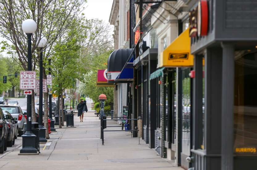 Iowa City aims to bridge the gap for downtown businesses