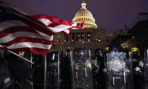 "'Disgraceful"" attack on U.S. Capitol stuns allies"