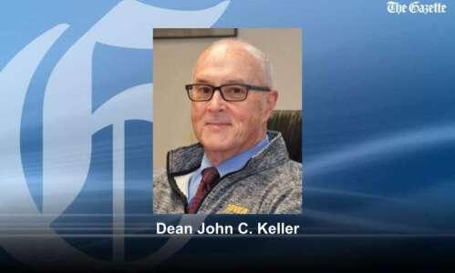 University of Iowa Graduate College Dean John Keller stepping down
