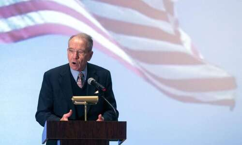 Grassley encourages Obama to 'be strong' in response to Islamic…