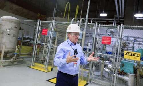 Photos of the NextEra Energy Duane Arnold Energy Center in…