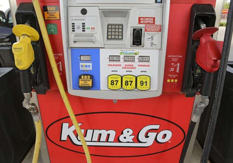 When it comes to ethanol, many U.S. drivers don't really care