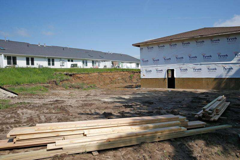 Beyond City Limits   Housing shortage acute in rural Iowa