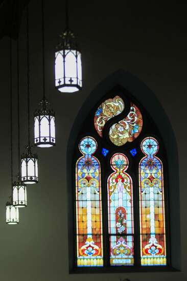 Grace Episcopal latest to seek local historic landmark in Cedar Rapids