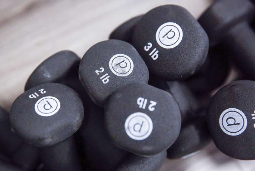 Build balance and strength at Pure Barre in Cedar Rapids